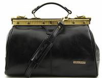 Саквояж Tuscany Leather Michelangelo TL10038 black