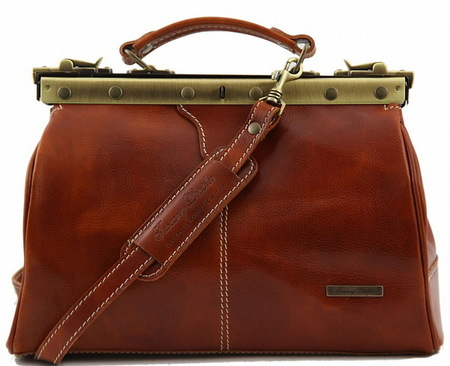 Саквояж Tuscany Leather Michelangelo TL10038 honey