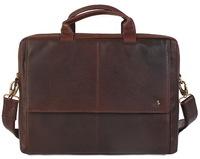 Сумка  для ноутбука Visconti Anderson ML24 brown